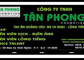 GIỚI THIỆU VỀ CÔNG TY TÂN PHONG PROMOTION